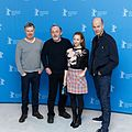 Erik Poppe & Cast The King's Choice Berlinale 2017 01.jpg
