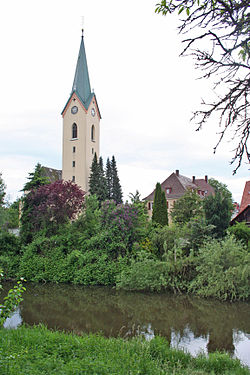 Catholic parish church, Eriskirch
