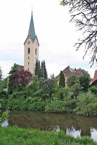 Eriskirch - Image: Eriskirch Kirche 1 Asio