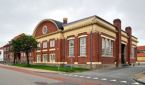 Academy of Music and Dramatic Arts (Esbjerg) - Danish National Academy of Music, Esbjerg