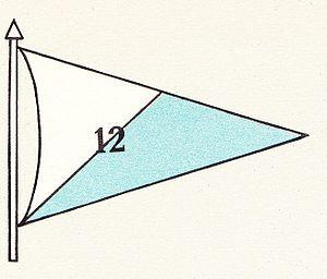Escadrille 12 - Fuselage insignia of Escadrille 12