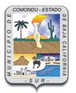 Coat of arms of Comondú