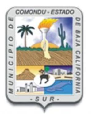 Comondú Municipality - Image: Escudocomondu