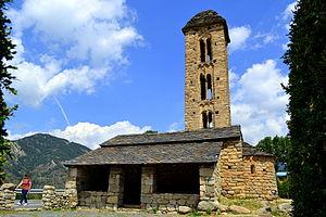 Església de Sant Miquel d'Engolasters