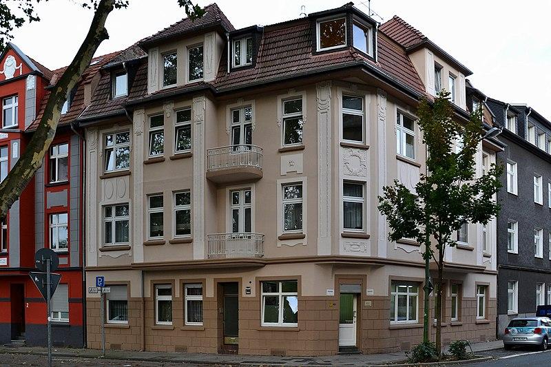 Datei Essen Kray Hubertstra E Wikipedia