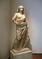 Estàtua d'Agrippina Minor, museu arqueològic d'Olímpia.JPG