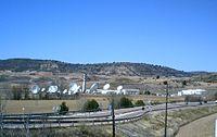 Estación Terrena de Seguimiento de Satélites de Armuña de Tajuña (Guadalajara).jpg