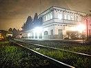 Estación del ferrocarril La Caro