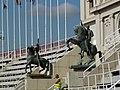 Estadi de Montjuïc - genets Pau Gargallo P1250733.jpg