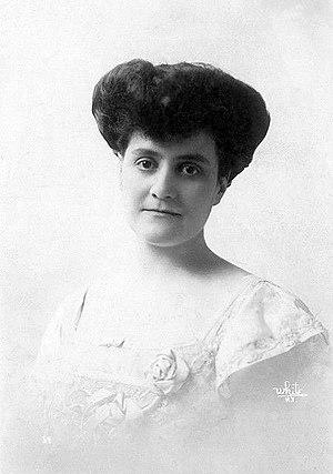 Ethel Jackson - Ethel Jackson in 1907