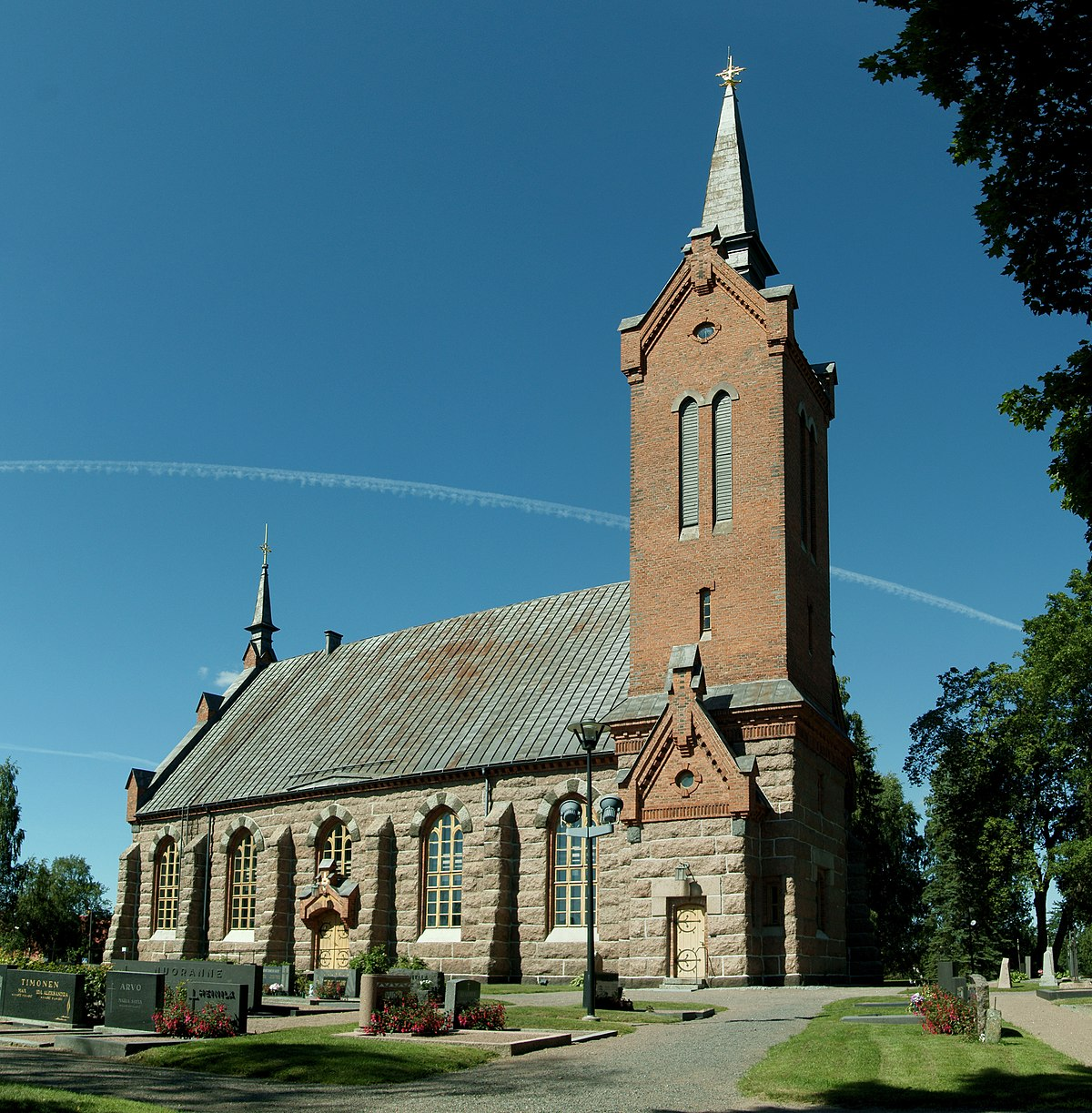 Kiukaisten Kirkko