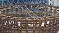 Europagebäude Brüssel, Baufortschritt August 2012 02.jpg