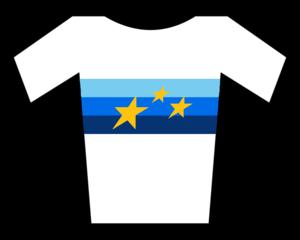 Filippo Ganna - Image: European Champion Jersey(2016)