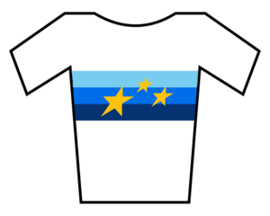 Alexander Kristoff - Image: European Champion Jersey(2016)