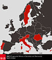 European Parliament Election 2014 - S&D election victory countries.jpg