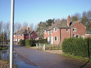 Ex-water authority houses These 8 houses on a small estate have all been done up in 2005/2006 and put up for sale for an average pric