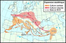 L'expansion néolithique