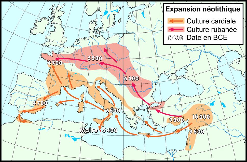 Expansion néolithique