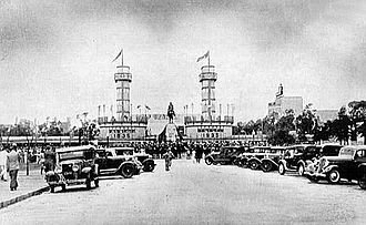 Porto Alegre - 1935 Porto Alegre World Fair