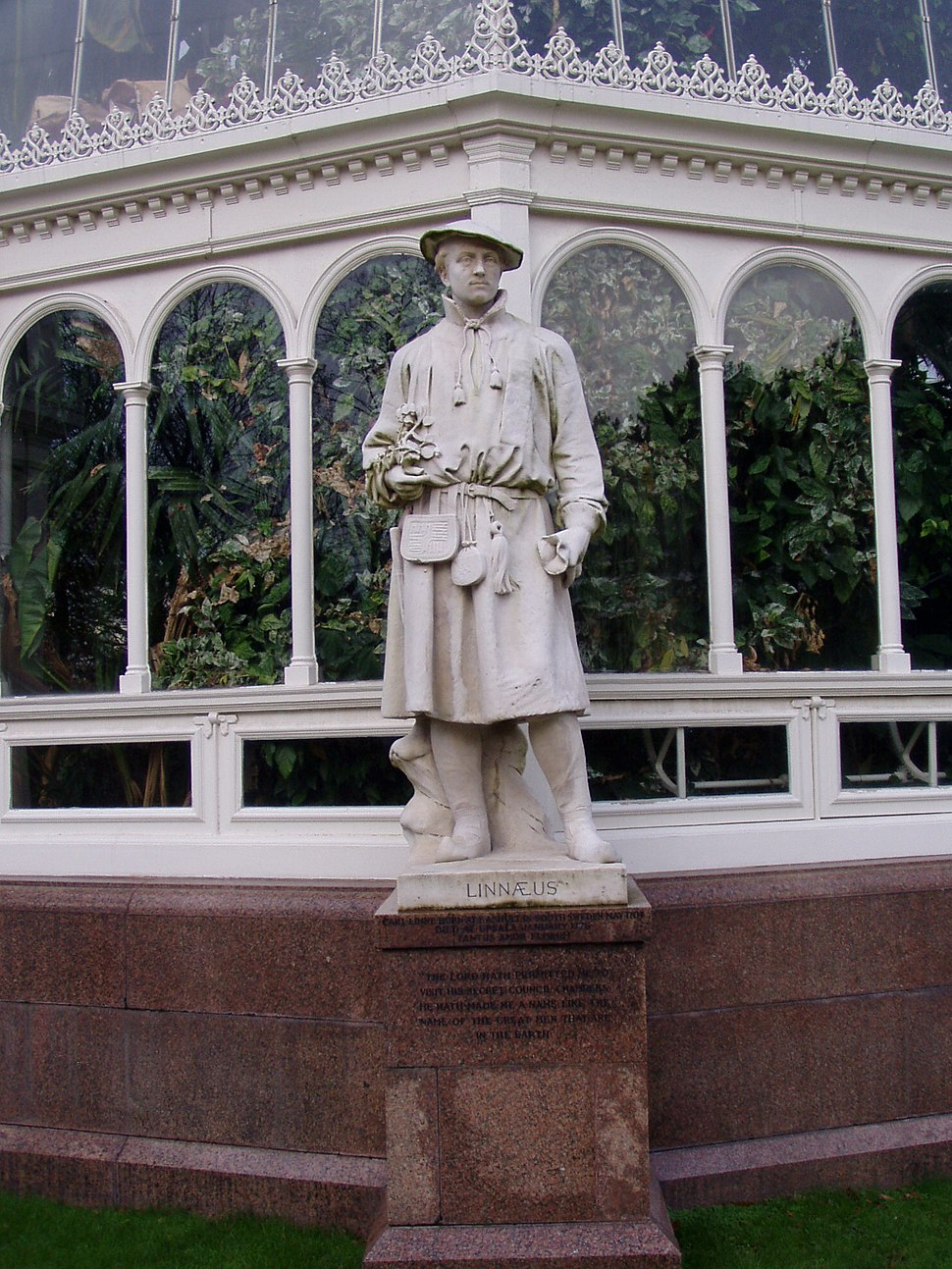 External Statues, Palm House, Sefton Park (4)