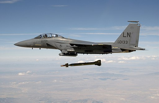 F-15E gbu-28 release