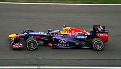Vettel vann i belgien
