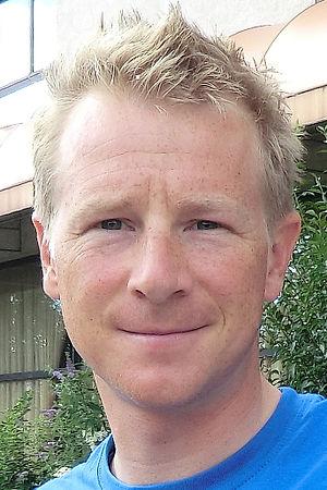 Fabian Wegmann - Wegmann at the 2013 Tour de l'Ain