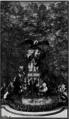 Fable 29 - L'Aigle, le Lapin, & l'Eſcarbot - Le Labyrinthe de Versailles - page 105.png