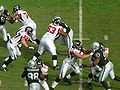 Falcons on offense at Atlanta at Oakland 11-2-08 02.JPG