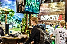 Far Cry 3 at Igromir 2012.jpg