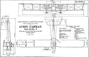 Farman F.50 - Farman 50 Bn.2 two seat twin engine night bomber