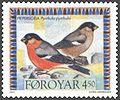 Faroe stamp 308 bullfinch (pyrrhula pyrrhula).jpg