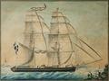Fartygsporträtt-KUNG OSCAR - Sjöhistoriska museet - S 2701.tif