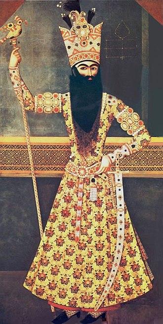 Fath-Ali Shah Qajar -  Fath-Ali Shah Qajar