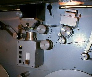 Spirit DataCine - Bosch FDL 60 Telecine Film Deck and Lens Gate