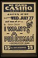 "Federal Theatre Project presents ""I want a policeman"" LCCN98516927.jpg"