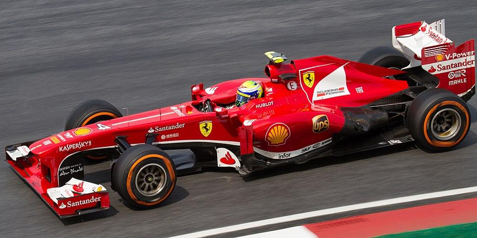 Felipe Massa 2013 Malaysia FP2 2
