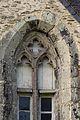 Fenêtre nord de la sacristie de l'église Saint-Golven (Taupon, Morbihan, France).jpg