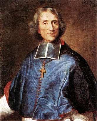 Roman Catholic Archdiocese of Cambrai - Fénelon was bishop of Cambrai from 1695 to 1715.
