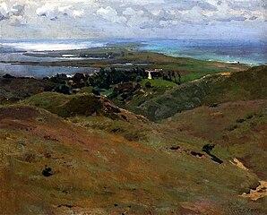 Landscape at Hiddensee