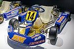 Fernando Alonso 1996 kart front-left 2017 Museo Fernando Alonso.jpg