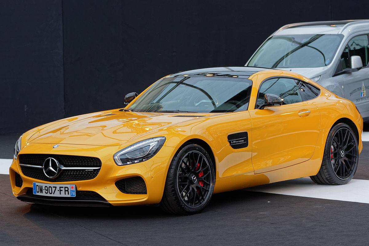 Mercedes Benz Amg Gt Wikipedia
