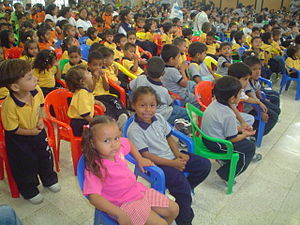 Children's Day - Children's day (Día del Niño) in Ecuador
