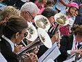Festival of the Winds, L - Brass band - Bondi Beach, 2013.jpg