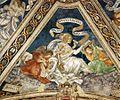 Filippino Lippi, Carafa Chapel, Vault 02, Sibyl of Delphi.jpg