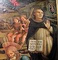 Filippo lippi e aiuti, natività coi ss. giorgio e vincenzo ferrer, 1465-67, da s.domenico, prato, 03.jpg