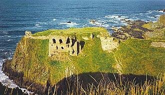 Findlater Castle - Findlater Castle.