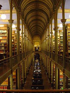 main library of the University of Copenhagen