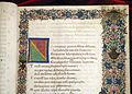 Firenze, commedia di dante, primo canto dell'inferno, 1450-1500 ca., ashburnham appendice dantesca 6, c. 5r, 02.JPG