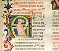 Firenze, messale copiato da suor petra, 1447 ca. (conventi soppressi 235) 03.jpg